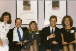From the 10 year party.  Cathy Pufko, Rob Elliott, Joyce Seay, Ted Timberlake, and Teri McCoy...